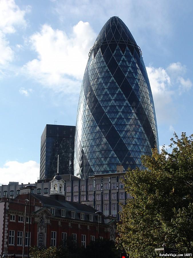Foto - Edificios emblemáticos - Londres - RutaDeViaje.com